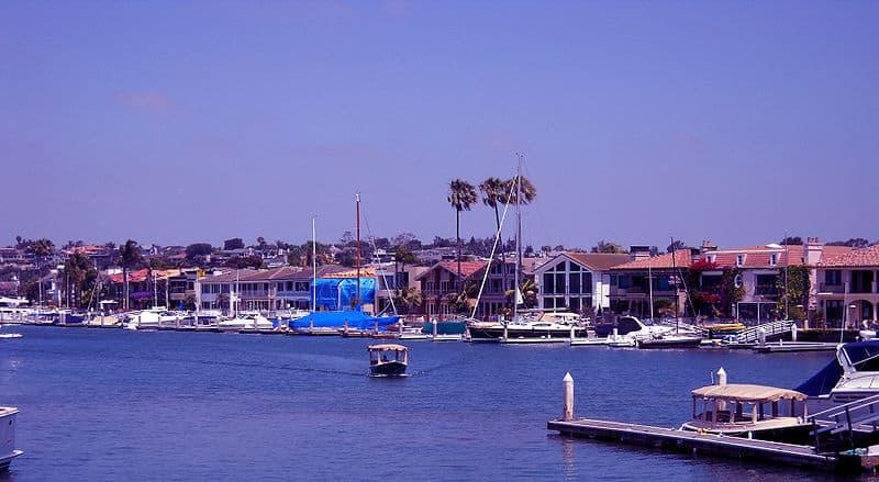 Linda Island Newport Beach