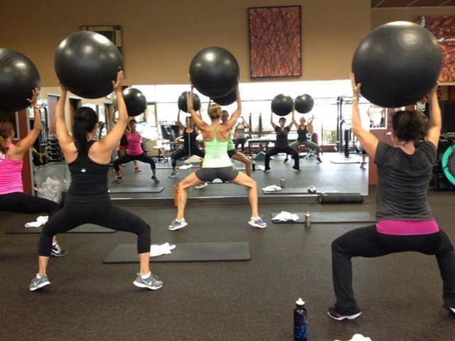 Group Core Strengthening Classes at Wellness by Design