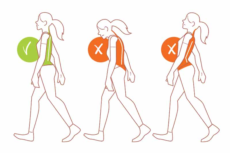 Good Posture - Standing, Walking, Bad Back | Newport Medical & Wellness Center